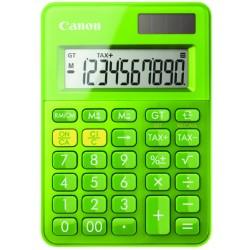Canon - LS-100K Escritorio Calculadora básica Verde calculadora