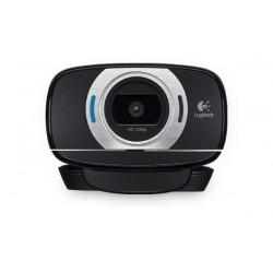 Logitech - C615 cámara web 8 MP 1920 x 1080 Pixeles USB 2.0 Negro