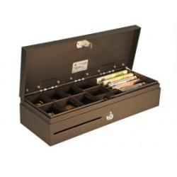 APG Cash Drawer - MF437A-BL460 Metal Negro bandeja para cajón portamonedas
