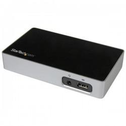 StarTech.com - Replicador de Puertos DVI a USB 3.0 para Ordenadores Portátiles