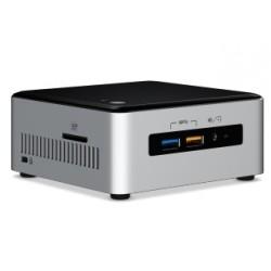 Intel - NUC6i5SYH Socket B2 (LGA 1356) 1.8GHz i5-6260U UCFF Negro, Plata