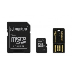 Kingston Technology - MBLY10G2/16GB memoria flash MicroSDHC Clase 10