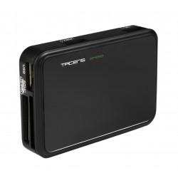 Tacens - Anima ACRM3 USB 2.0 Negro lector de tarjeta