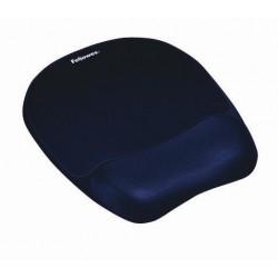 Fellowes - 9172801 alfombrilla para ratón Azul