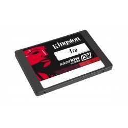 "Kingston Technology - SSDNow KC400 1TB 1000GB 2.5"" Serial ATA III"
