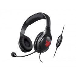 Creative Labs - CREATIVE SB BLAZE Negro Circumaural Diadema auricular
