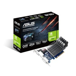 ASUS - 710-2-SL GeForce GT 710 2GB GDDR3