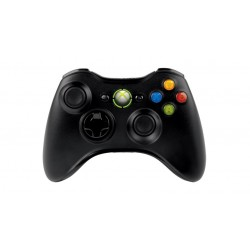 Microsoft - Xbox 360 Wireless Controller for Windows Gamepad PC,Xbox Negro