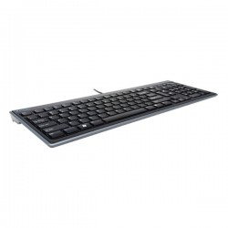Kensington - Teclado fino Advance Fit™ tamaño normal