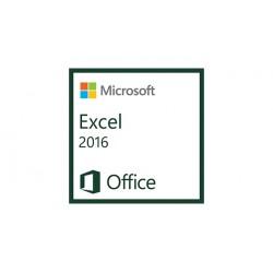 Microsoft - Excel 2016, 1u - 17844959