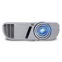 Viewsonic - PJD6552LWS Proyector para escritorio 3200lúmenes ANSI DLP WXGA (1280x800) Color blanco videoproyector