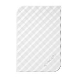 Verbatim - Disco Duro Portátil Store 'n' Go USB 3.0 de 1 TB en color Blanco