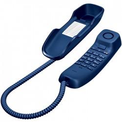 Gigaset - DA210 Teléfono analógico Azul