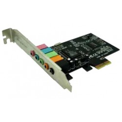 Approx - appPCIE51 Interno 5.1channels PCI-E