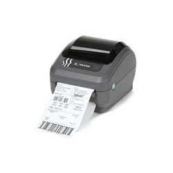 Zebra - GK420d impresora de etiquetas Térmica directa 203 x 203 DPI Alámbrico