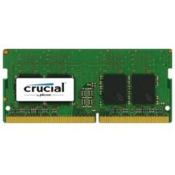 Crucial - 4GB DDR4 módulo de memoria 2400 MHz