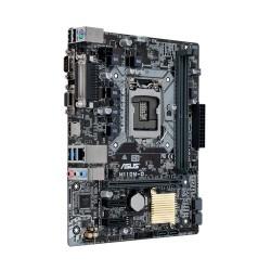 ASUS - H110M-D Intel H110 LGA 1151 (Socket H4) Micro ATX placa base