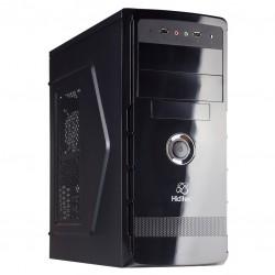 Hiditec - KARMA PSU500 Midi-Tower 500W Negro carcasa de ordenador