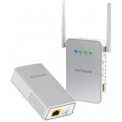 Netgear - PowerLINE 1000 + WiFi Ethernet Wifi Blanco 2pieza(s)