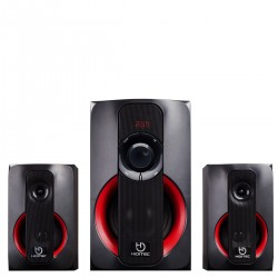 Hiditec - H400 2.1channels 80W conjunto de altavoces