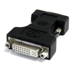 StarTech.com - Adaptador Conversor DVI-I a VGA - DVI-I Hembra - HD15 Macho - Negro