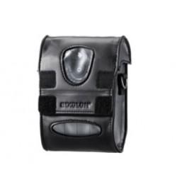 Bixolon - KD09-00035A Impresora portátil Funda de protección Cuero Negro funda para dispositivo periférico