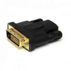 StarTech.com - Adaptador HDMI a DVI - DVI-D Macho - HDMI Hembra - Conversor - Negro