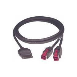 Epson - PUSB Y cable: 010842A Cyberdata P-USB 3m cable de impresora