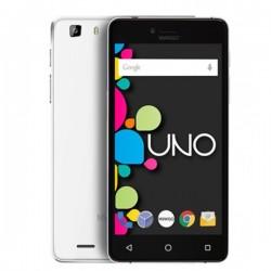 "MyWiGo - UNO 12,7 cm (5"") 2 GB 16 GB SIM doble 4G MicroUSB Negro, Blanco Android 5.1 2350 mAh"