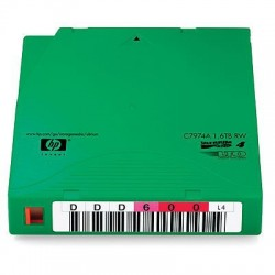 Hewlett Packard Enterprise - C7974AN cinta en blanco LTO 800 GB 1,27 cm