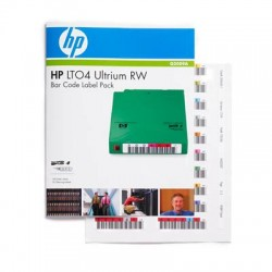 Hewlett Packard Enterprise - Q2009A etiqueta para código de barras