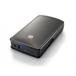 "Conceptronic - CHD3DUSB3 Caja de disco duro (HDD) 3.5"" Grafito"
