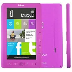 """Billow - E2TP 7"""" 4GB Púrpura lectore de e-book"""
