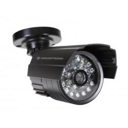 Conceptronic - CFCAMOIR cámara de seguridad ficticia Bala Negro