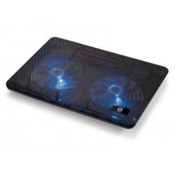 """Conceptronic - CNBCOOLPAD2F almohadilla fría 43,2 cm (17"""") Negro"""