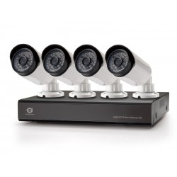 Conceptronic - Kit de vigilancia AHD CCTV de 8 canales - 19615923