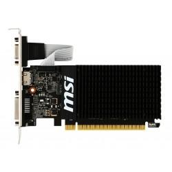 MSI - V809-2000R tarjeta gráfica NVIDIA GeForce GT 710 2 GB GDDR3