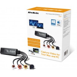 AVerMedia - DVD EZMaker 7 USB 2.0 dispositivo para capturar video