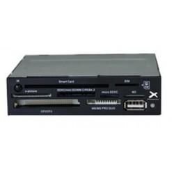 Phoenix Technologies - PHMV603 Interno Negro lector de tarjeta