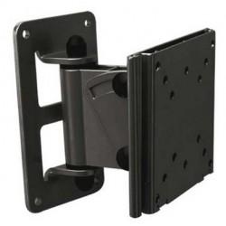 TooQ - SOPORTE GIRATORIO E INCLINABLE PARA MONITOR/TV LCD, PLASMA DE 10-23, NEGRO