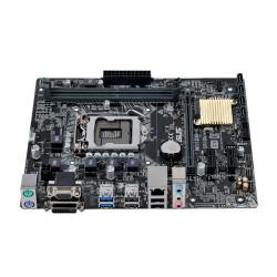 ASUS - H110M-K LGA 1151 (Socket H4) Intel® H110 Micro ATX