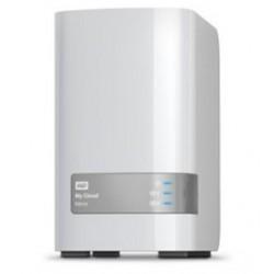 Western Digital - My Cloud Mirror 4TB Ethernet Blanco dispositivo de almacenamiento personal en la nube