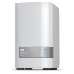 Western Digital - My Cloud Mirror 4TB Ethernet Color blanco dispositivo de almacenamiento personal en la nube