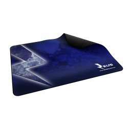 Mars Gaming - MMPZE1 Negro, Azul alfombrilla para ratón