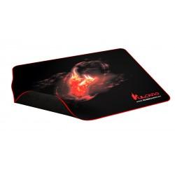 Mars Gaming - MMPVU1 alfombrilla para ratón Negro, Rojo