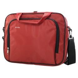 "e-Vitta - Essentials maletines para portátil 40,6 cm (16"") Bandolera Rojo"