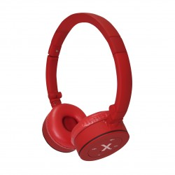 Approx - appHSBT02x Auriculares Diadema Rojo