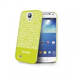 Celly - CLOVE332GR Funda Verde, Color blanco funda para teléfono móvil