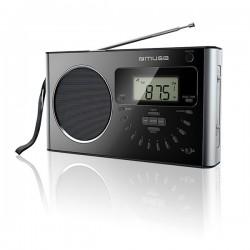 Muse - M-089 R radio Portátil Analógica Negro