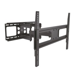 TooQ - SOPORTE GIRATORIO E INCLINABLE PARA MONITOR / TV LCD, PLASMA DE 37-70, NEGRO - 16769054